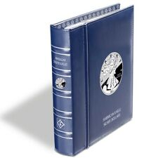 Album for American Silver Eagles Coins Collection ASE 1986 2021 Lighthouse VISTA