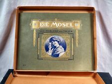 DIE MOSEL von Coblenz bis Trier/GERMANY pre-WWI Pictures/English, French, German