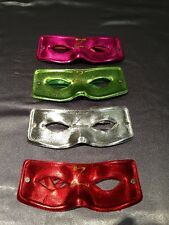 Super hero for Party Masquerade - ZORRO masks with different colors