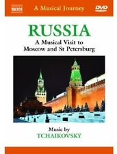 Musical Journey: Russia. A Musical Visit To Moscow (2013, DVD New)