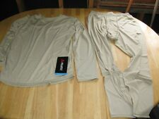 GEN III LEVEL 1 LIGHTWEIGHT UNDERWEAR POLARTEC SET MEDIUM REGULAR NEW