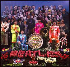 "The Beatles Sgt. Pepper's  Photo Print 12x12"""