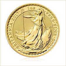 2017 Great Britain 100 Pound 1 oz. Gold Britannia Coin SKU43876