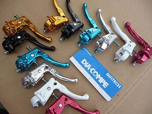 Dia-Compe Tech 3 Brake Lever Old school Skool BMX Burner Skyway dia compe