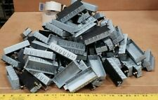 Lot of 100 Miscellaneous 5 inch server parts, square bracket spring screw fasten