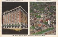 Savannah, GEORGIA - Hotel Savannah & Birdseye - MULTIVIEW