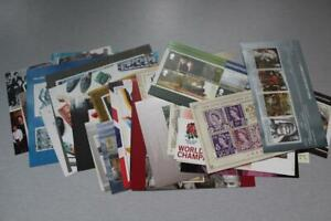 GB Fine MNH Collection of 28 Different Miniature Sheets Face Value £111