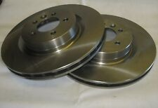Discovery 4, Range Rover Sport Pair of Front Brake Discs Allmakes SDB000624