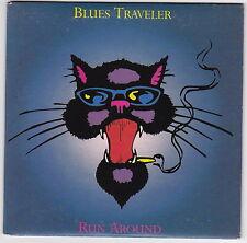 Blues Traveler - Run Around - CD (Australian 3 x Track Card Sleeve Mispelt Disc)