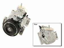 For 2015 GMC Sierra 2500 HD A/C Compressor AC Delco 49781GH 6.6L V8