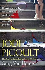 Sing You Home, Picoult, Jodi, Used; Good Book