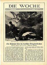 Dr.Gustav Stresemann: Die Wahrheit über die deutschen Kriegsverbrechen 1921