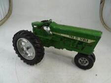 "Vintage Diecast Toy Model Farm Tractor Tru Scale John Deere 890 Old Antique 9""L"