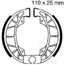 Bremsbacken, vorne, Piaggio/Vespa LX, NRG mc2 DT