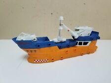MATCHBOX MEGA RIG SHARK SHIP mbx