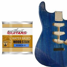 Northwest Guitars Water Based Wood Stain - Denim Blue - 250ml