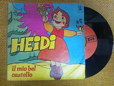 DISCO 45 GIRI BOYS GROUP - HEIDI/IL  MIO BEL CASTELLO - LS VG+/VG- MADE ITALY
