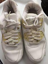 NIKE AIR MAX RUNNING SHOE, WHITE, (Women's) US Shoe Size 5