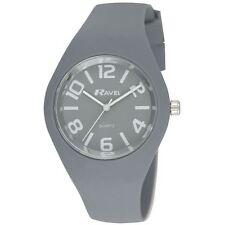 Quartz (Battery) Luxury Silicone/Rubber Case Wristwatches