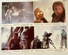 Star Wars - 1980 The Empire Strikes Back 8 X 10 Lobby Card 4 Original Cards