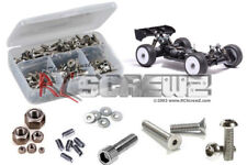 RCScrewZ Mugen Seiki MBX8 ECO 1/8th Stainless Steel Screw Kit - mug039
