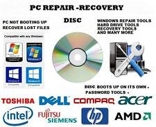Windows 8.1 Repair Recovery Restore outils disque