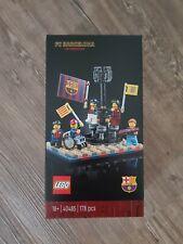 LEGO 40485 - FC Barcelona Celebration - Limited Edition -Camp Nou - NEU & OVP