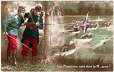 World War II (1939-45) Collectable French Postcards