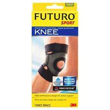 FUTURO Sport Moisture Control Knee Support Large 45697