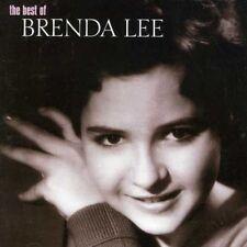 Best Of Brenda Lee - Brenda Lee (2000, CD NEU)