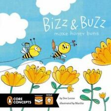 Bizz and Buzz Make Honey Buns by Dee Leone (2014, Picture Book)