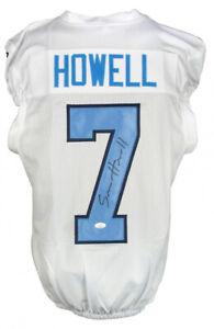 Sam Howell Signed North Carolina Tar Heels Jersey (JSA COA) 2021 Jr  Quarterback