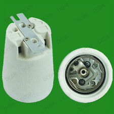 E39 Screw Mogul Ceramic Socket Bulb Holder Hydroponic Grow Light Lamp CFL MH HPS