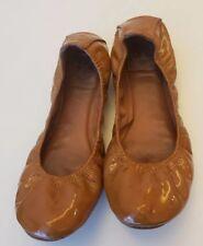 46e7571c152d Tory Burch Womens size 8 Ballet Flats Eddie Patent Leather