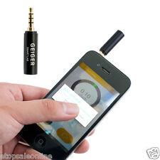 FSG-001 SMART Geiger contatore radiazioni Orologio nucleare gamma Raggi X Per IOS Android