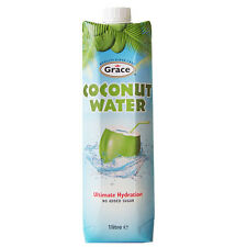 GRACE COCONUT WATER - 12 x 1L