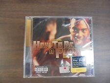 "NEW SEALED CD ""DEF Jams"" How To Be A Player"" Sound Track ""      (G)"