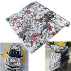"""60"""" x 20"""" Cartoon Skull Auto Car Graffiti Bomb Vinyl Sticker Wrap Sheet Film"""