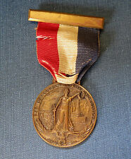 WWI MEDAL From LOCKPORT NY To Their Loyal Fighting Sons