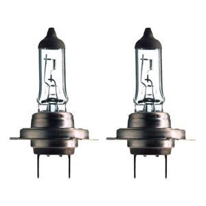 For Holden Captiva 2006-2014 Halogen H7 55W Low Beam Headlights Bulb Globe X2