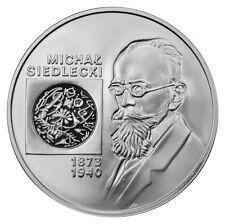 Poland / Polen - 10zl Michal Siedlecki (1873-1940)