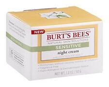 2 Pack Burt's Bees Sensitive Night Cream - 1.8 oz Each