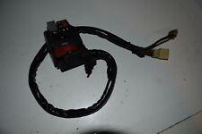 1982 Kawasaki KZ1000 Left hand controls switches turn headlight switch vintage