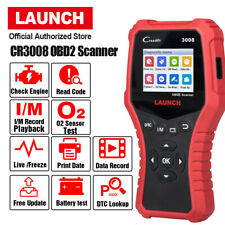 LAUNCH OBD2 Scan Tool CR3008 Check Engine Live Data I/M Readiness Code Reader