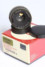 Leitz Wetzlar Leica Summicron R 2/50mm Safari boxed 11217 for Leica R3