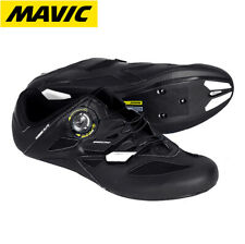 MAVIC Cosmic Elite Carbon Road Cycling Shoes w/Dial system - Black