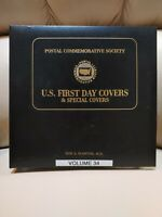 Postal Commemorative Soc.- U.S. First Day Covers & Special Covers - 91 Covers