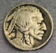 1913 S type 2 buffalo nickel