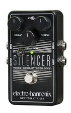 New Electro-Harmonix Silencer Noise Gate / Effects Loop Guitar Pedal EHX