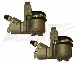 Pair of New Rear Wheel Brake Cylinders for Austin Healey 100-6 BN1 to BN6